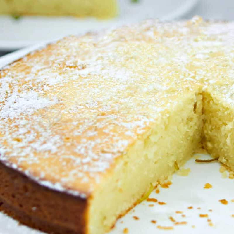 Try Our Olive Oil Cake Recipe from Metropolitan Market #BestofMet