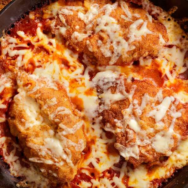 Enjoy Chicken Parmesan with this recipe from Metropolitan Market