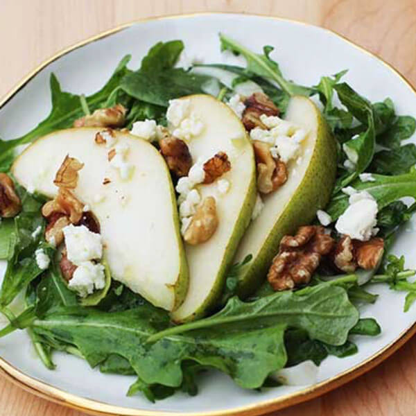 Enjoy a Holiday Pear and Fennel Salad with this recipe from Metropolitan Market
