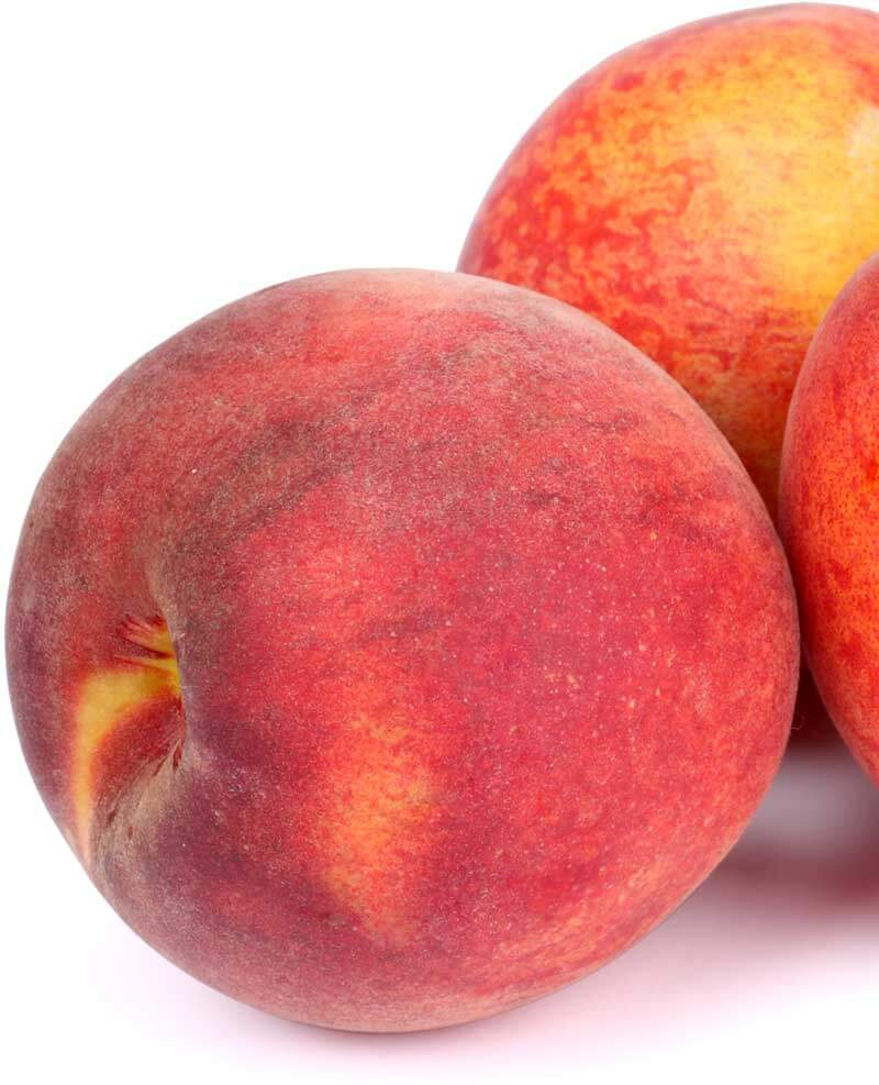 Explore our organic peach varieties from Douglas Fruit during Peach-O-Rama at Metropolitan Market